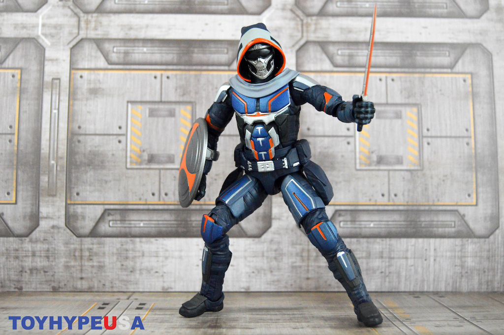 Diamond Select Toys – Marvel Select Black Widow Movie Taskmaster Figure Review