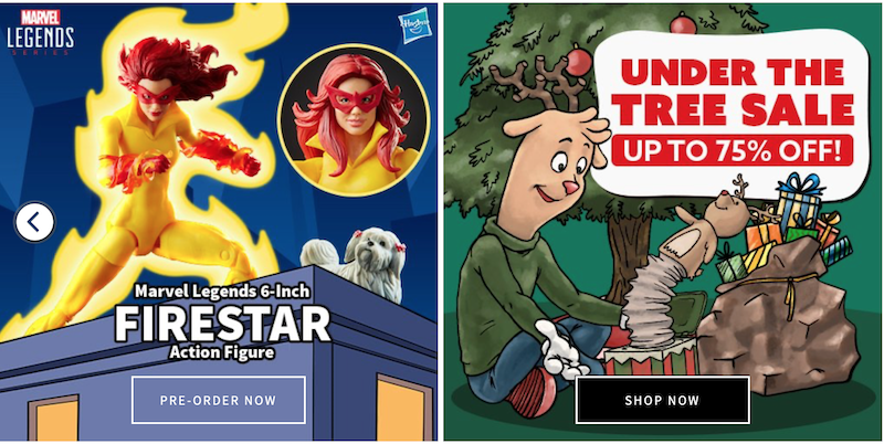 Entertainment Earth – Under The Tree Sale 2020 – Up To 75% Off