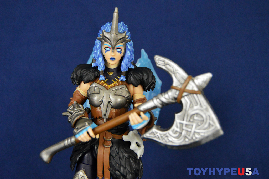 Jazwares – Fortnite 6″ Legendary Series Valkyrie Figure Review