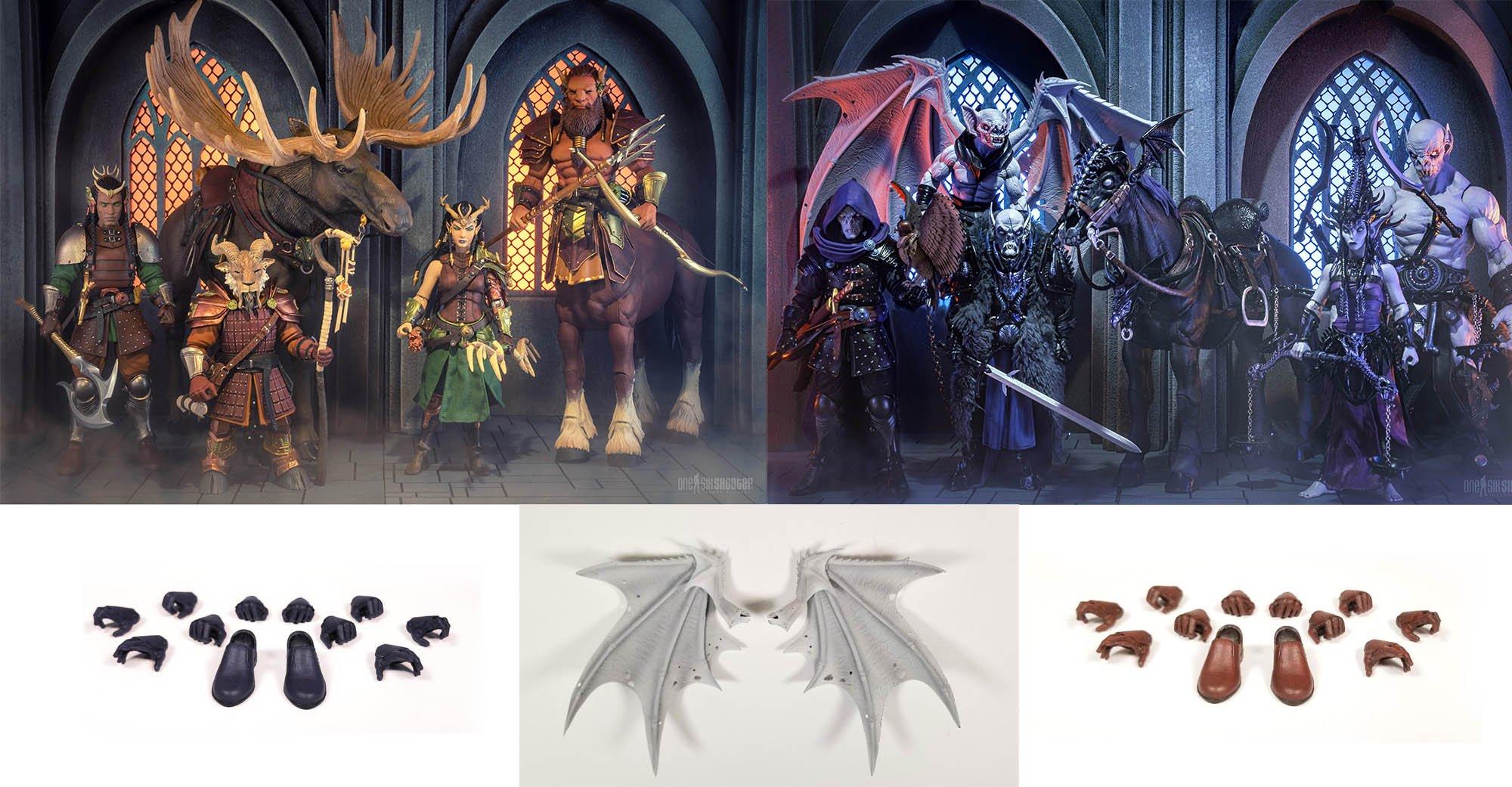 Four Horsemen Studios – Mythic Legions: Illythia Pre-Order Ends January 8th, 2021
