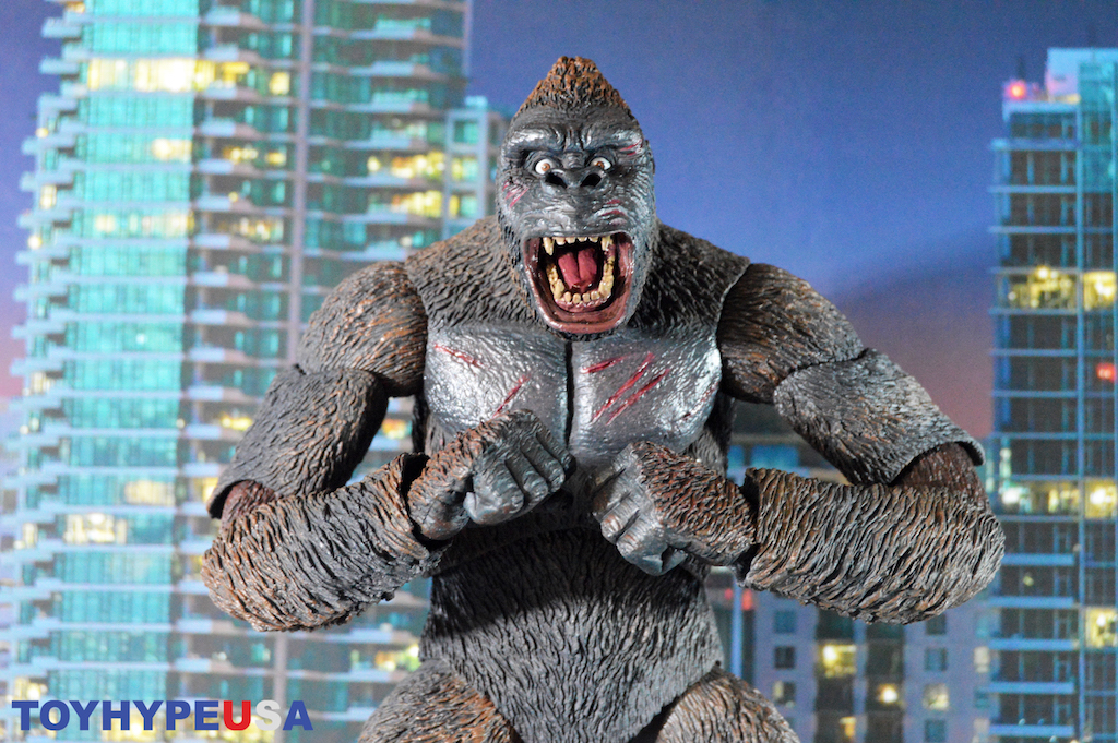 NECA Toys King Kong 7″ Scale Figure Review