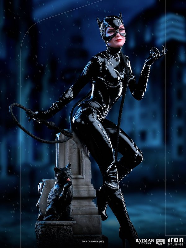 Iron Studios – Batman Returns – Catwoman 1/10 Scale Statue Pre-Orders