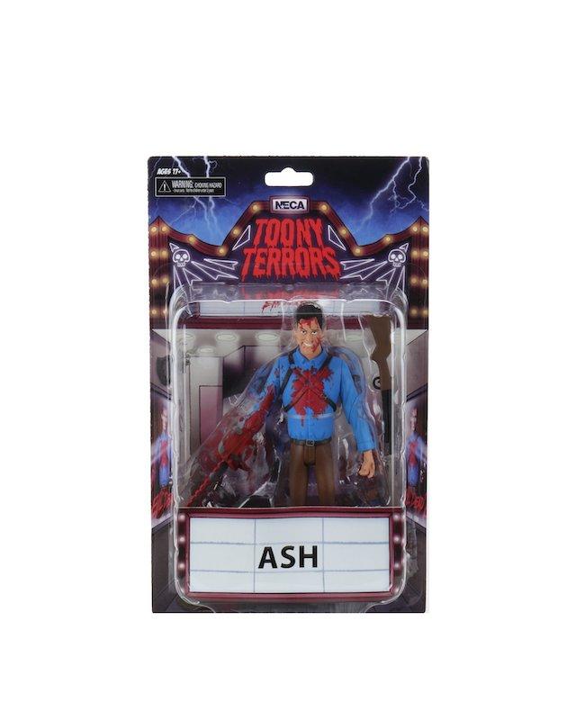 NECA Toys Toony Terrors Wave 5 Figures In-Packaging