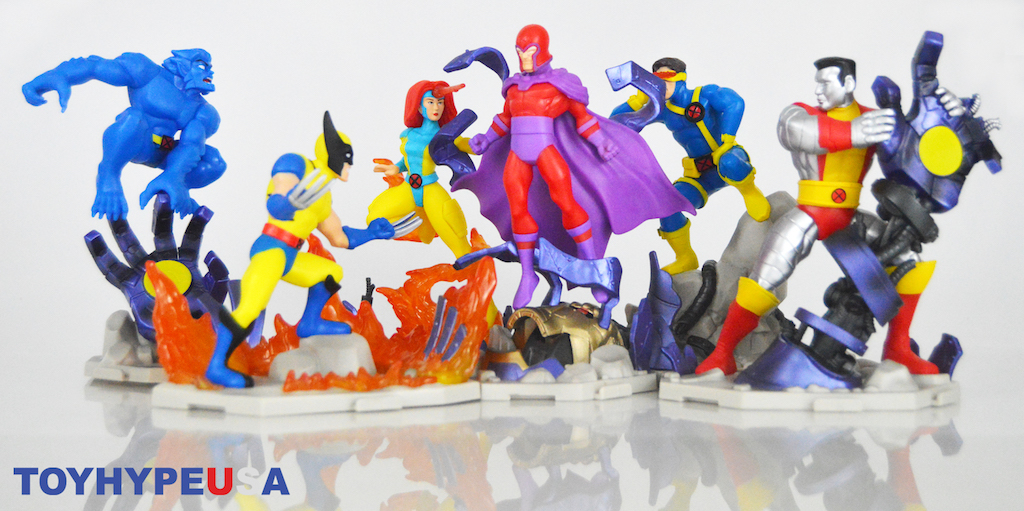 Jazwares – Zoteki X-Men Series 1 Review