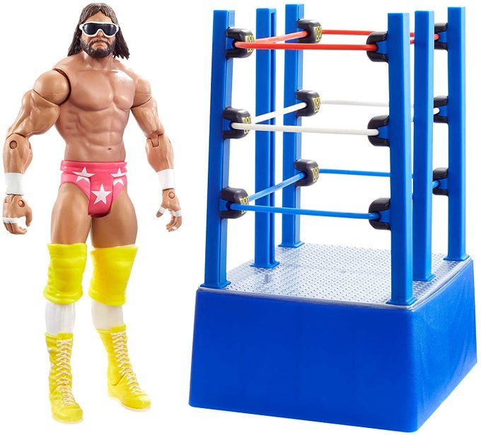 Mattel WWE WrestleMania Moments Ring Cart Sets Pre-Orders On Amazon