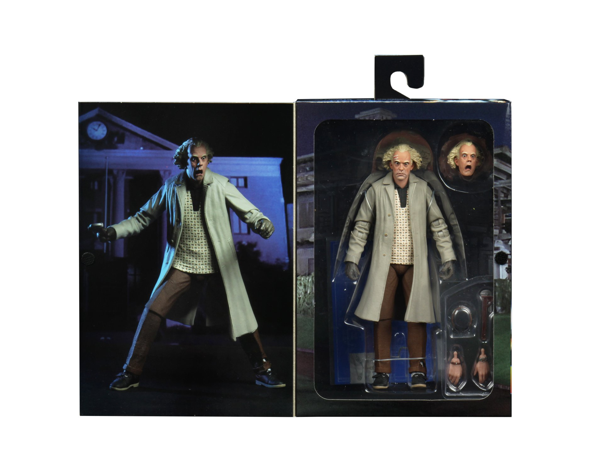 NECA Toys Shipping This Week – Back To The Future, Ace Ventura, Predator 2 & Toony Terrors