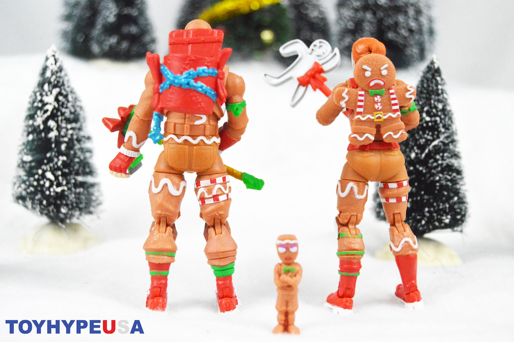 Neu Gingerbread Set Lebkuchen Set OVP Jazwares Fortnite FNT0226