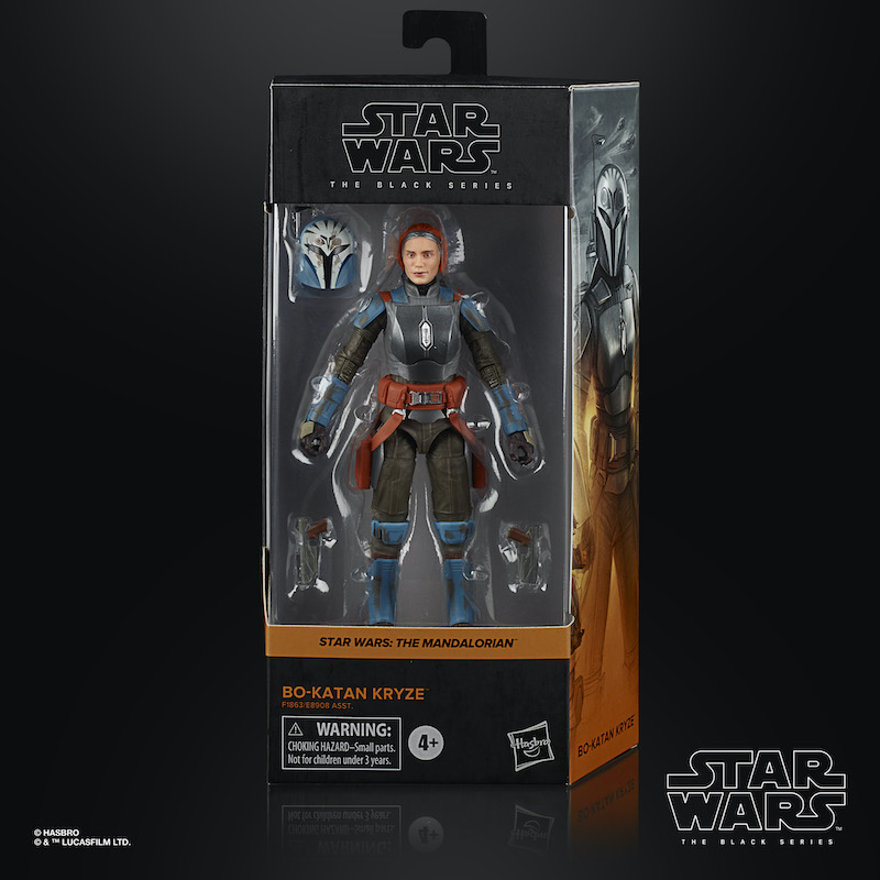 Hasbro Star Wars Mando Monday – Bo-Katan Kryze, Tuskan Raider, Shoretrooper, More Reveals & Pre-Orders