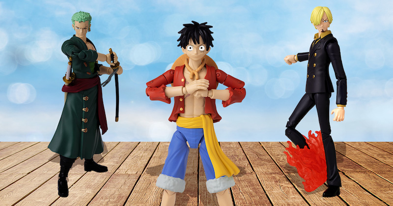 Bandai America – Interview With One Piece Action Figure Brand Team