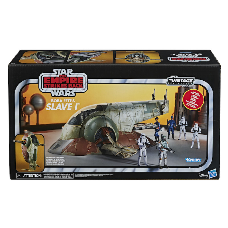 Hasbro Mando Monday – Star Wars TVC Slave-1 Vehicle Gets Reissued