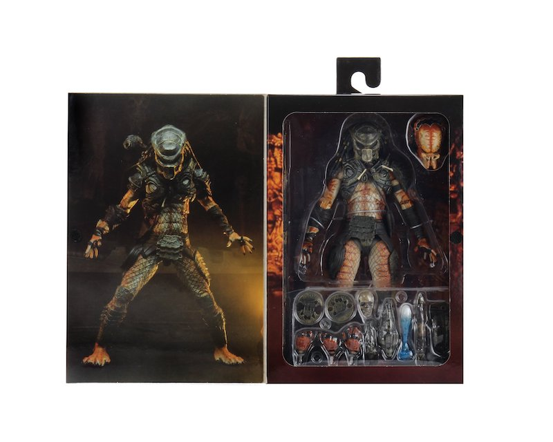 NECA Toys Predator – Stalker Predator Ultimate Figure Available Now