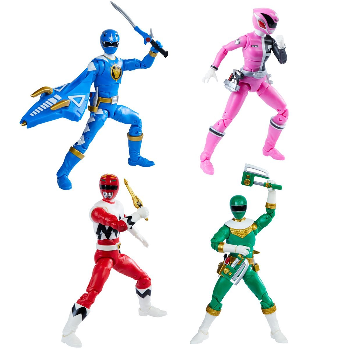 Hasbro Power Rangers Lightning Collection Wave 8 Figure Pre-Orders
