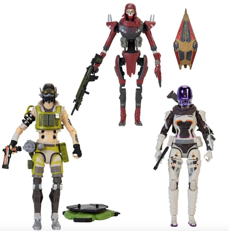 Jakks Pacific Apex Legends Series 2 Figures