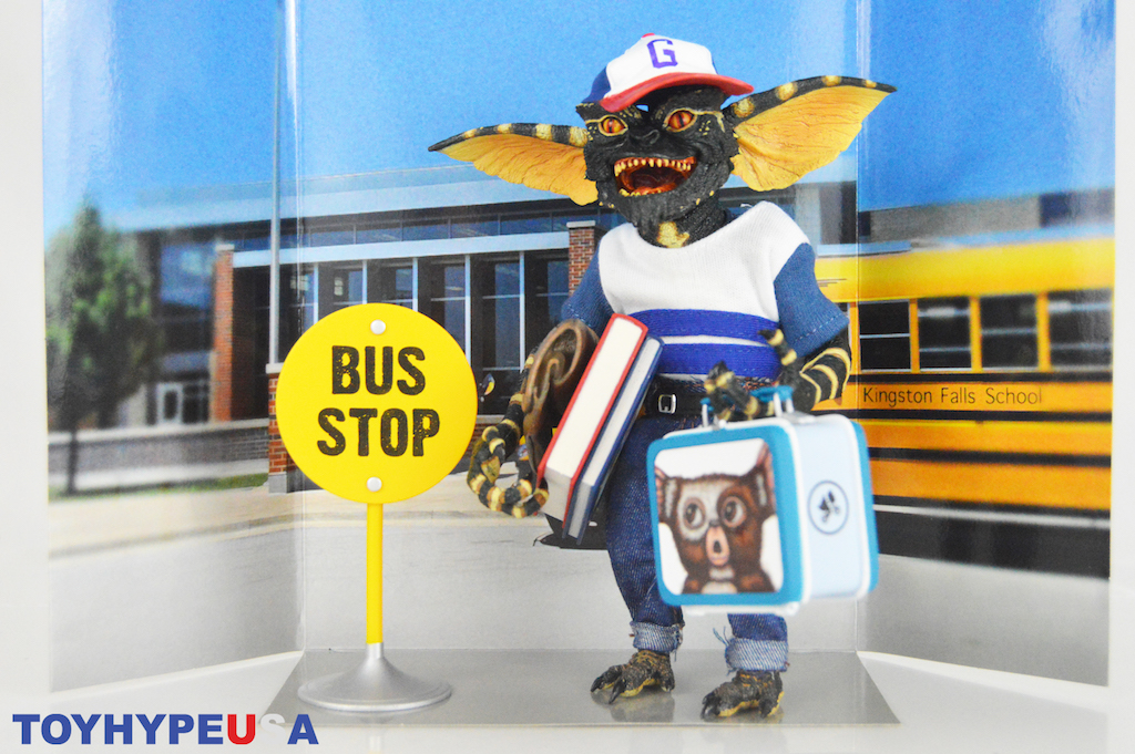 NECA Toys Back To School Gremlins 7″ Scale Figure Review