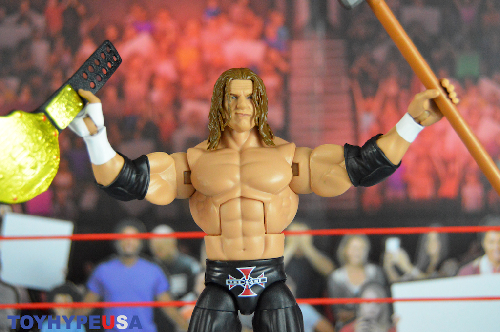Mattel – WWE Elite Collection Decade Of Domination Triple H Figure Review