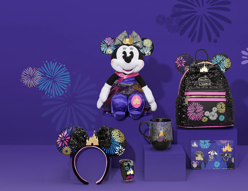 Disney Store Launches Minnie Mouse: The Main Attraction Nighttime Fireworks & Castle Finale