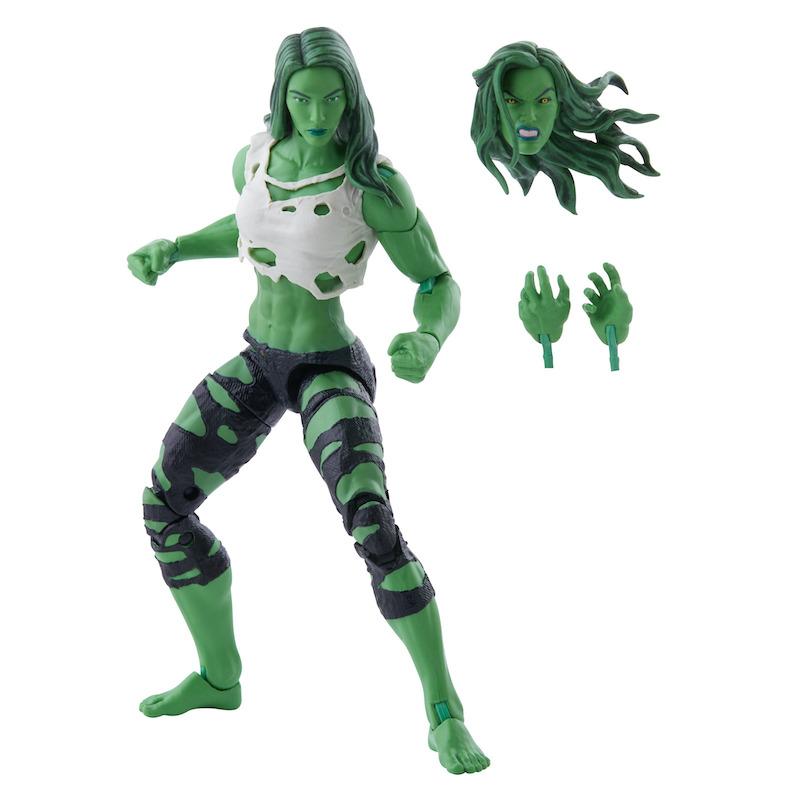 Hasbro Marvel Legends 6″ She-Hulk Figure Pre-Orders On Amazon