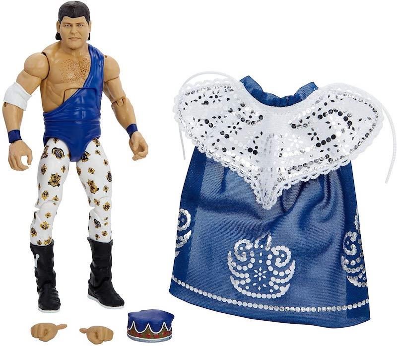 "Mattel WWE Elite Series #82 Jerry ""The King"" Lawler Figure Pre-Orders On Amazon"