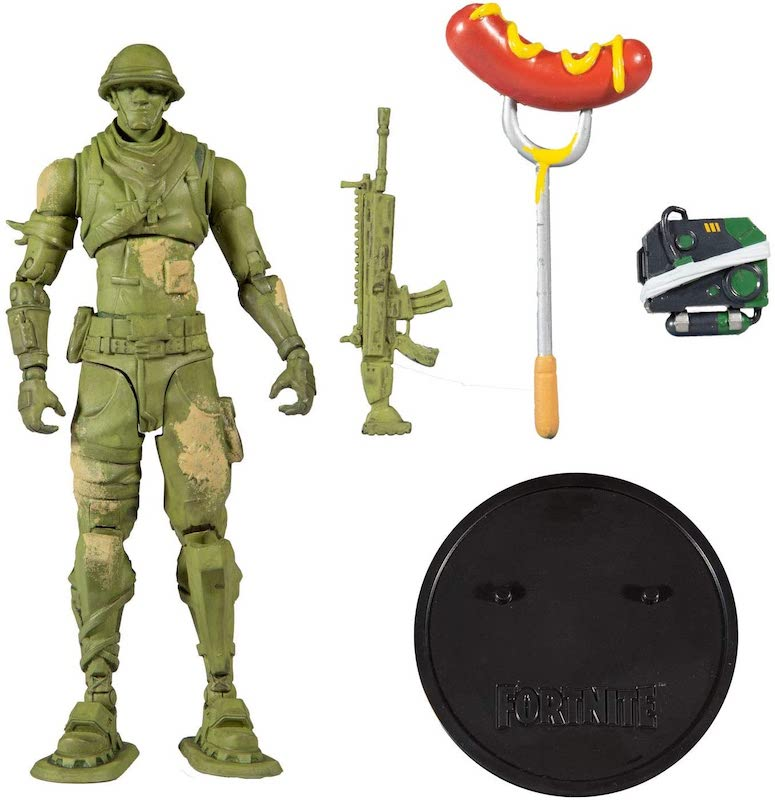 McFarlane Toys Fortnite Plastic Patroller 7″ Premium Figure Pre-Orders On Amazon