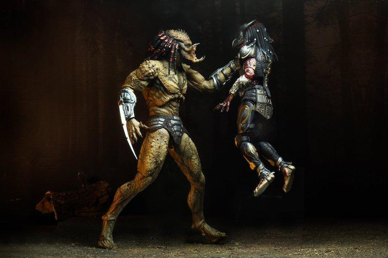 NECA Toys The Predator – Ultimate Unarmored Assassin Predator Figure