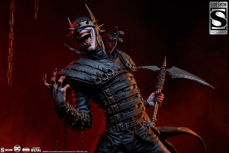 Sideshow Collectibles DC Comics – The Batman Who Laughs Statue Pre-Orders