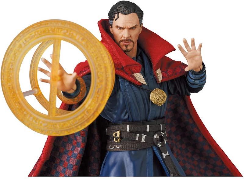 Medicom – MAFEX Avengers: Infinity War Dr. Strange Figure Pre-Orders
