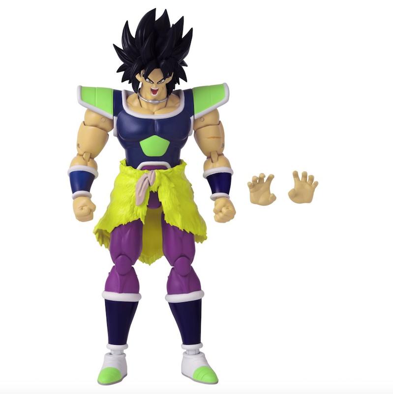 Bandai America Dragon Ball Stars Broly & Gogeta Figure Pre-Orders