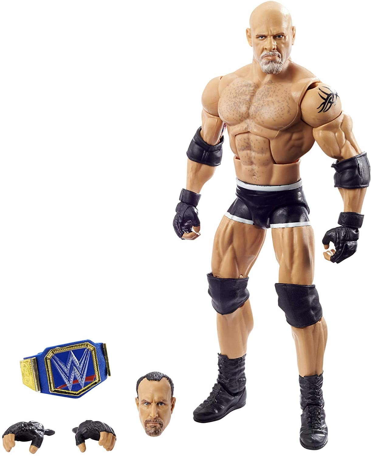 Mattel WWE Elite WrestleMania Paul Ellering & Rocco Build-A-Figure Wave Pre-Orders On Amazon