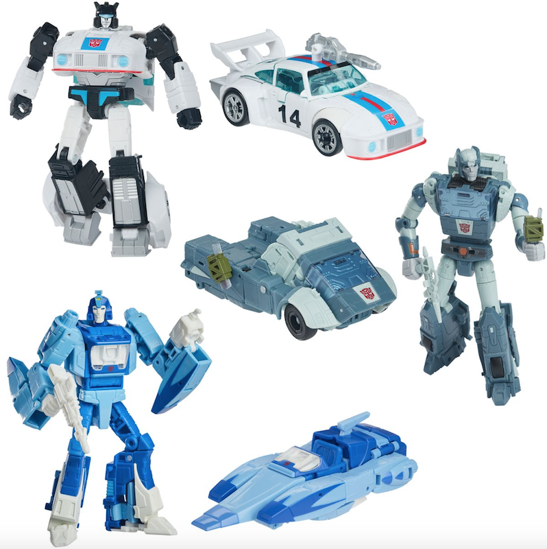 Entertainment Earth – Transformers Studio Series Premier Deluxe Wave 11 Case Assort. In-Stock