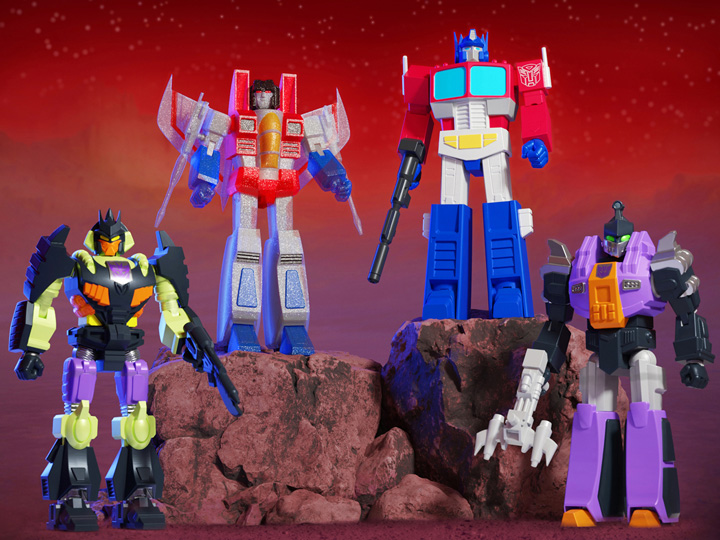 Super7 – Transformers Ultimates Wave 1 Figure Pre-Orders