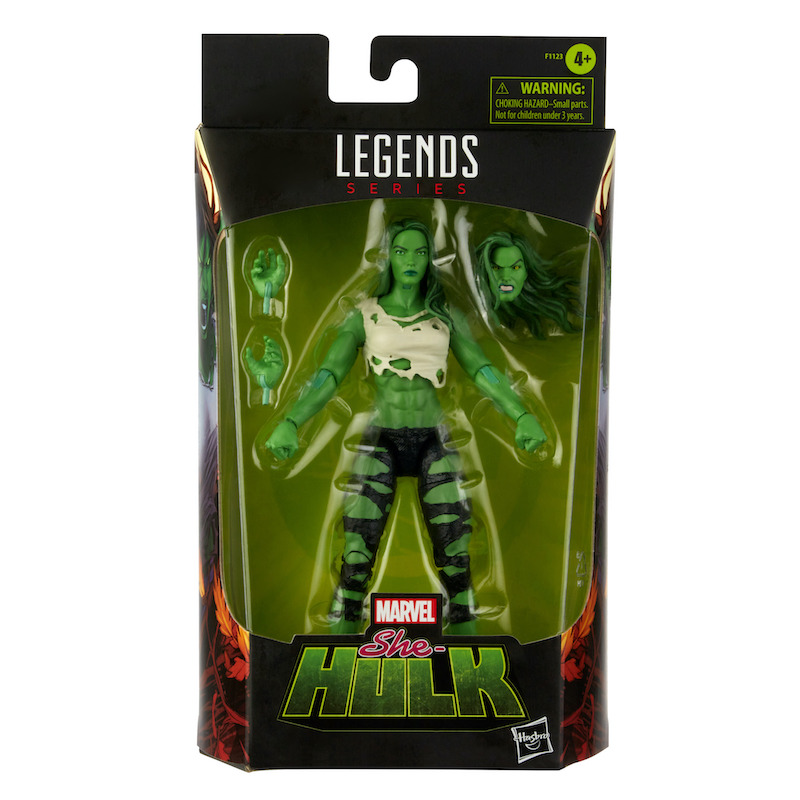 Hasbro Marvel Monday – Marvel Legends 6″ She-Hulk Figure Pre-Orders