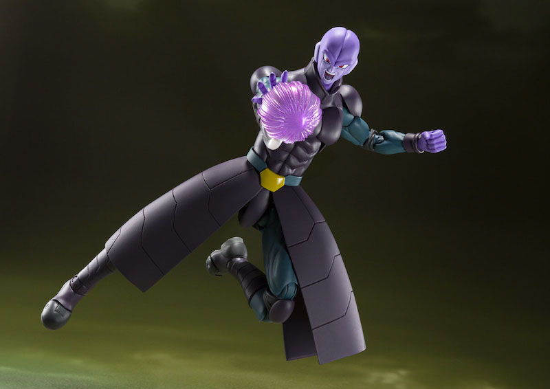 Dragon Ball Super – S.H. Figuarts Hit Figure Pre-Orders
