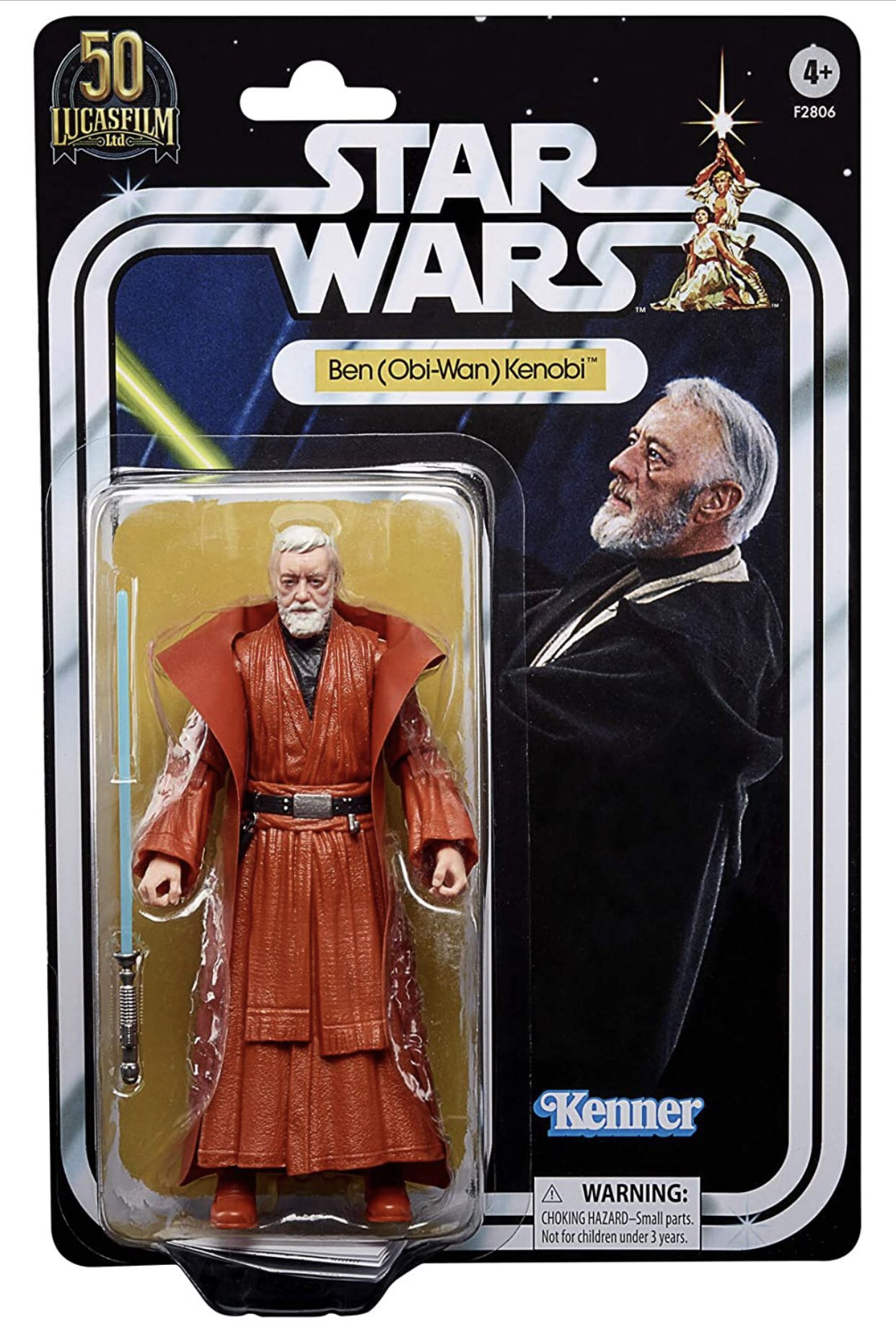 Hasbro Star Wars TBS 6″ Kenner Inspired Obi-Wan, Greedo & Jawa Figure Pre-Orders On Amazon