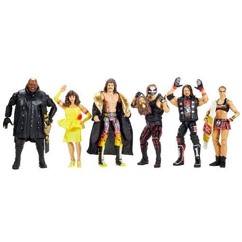 Mattel – WWE Elite Figures Sees Growth In 2020 & Becomes #1 Seller
