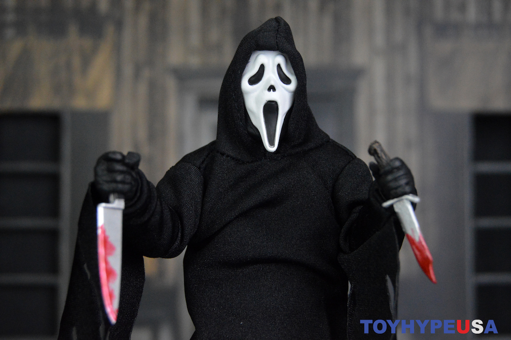 NECA Toys Ultimate 7″ Scale Ghostface Figure Review