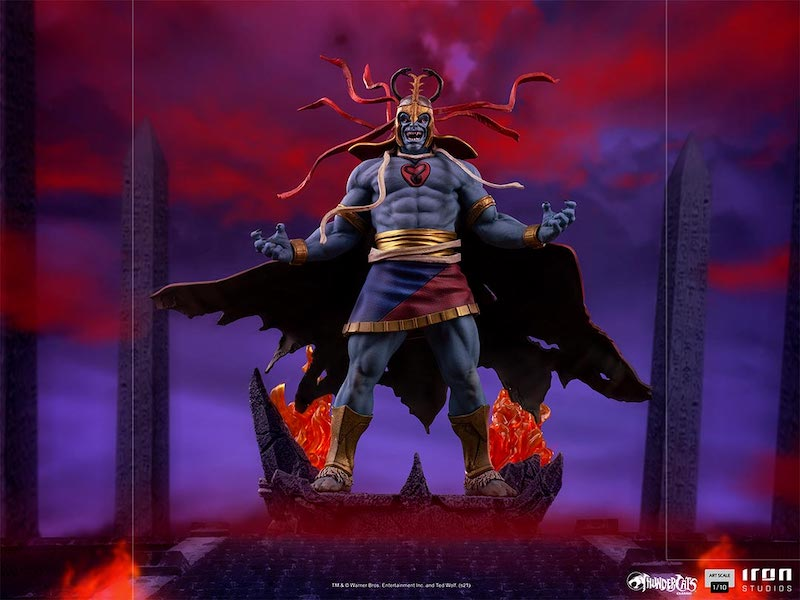 Iron Studios Thundercats – Mumm-Ra Statue Pre-Orders