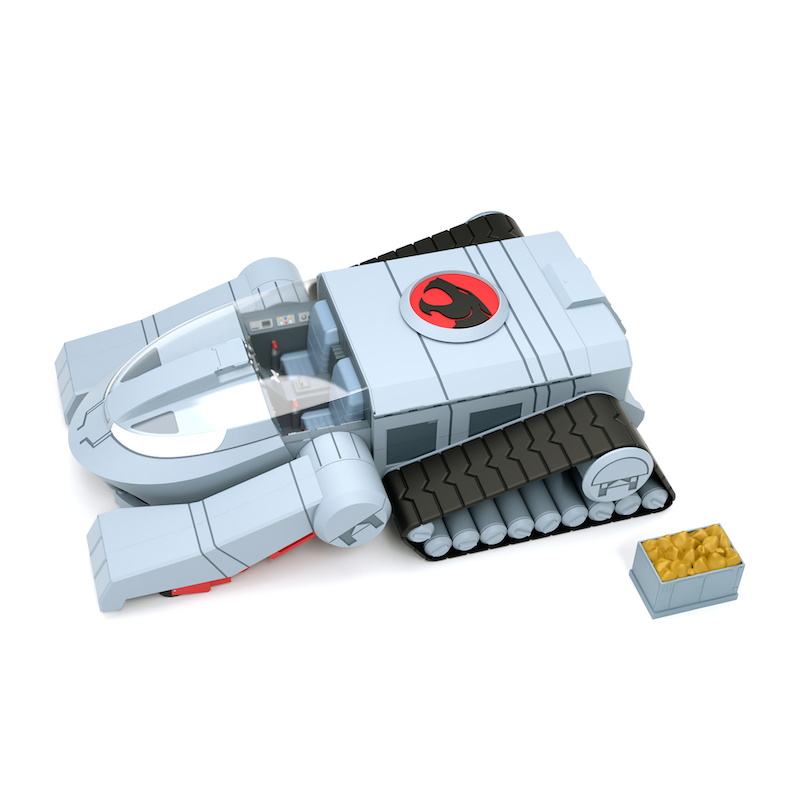 Super7 ThunderCats Ultimates Thundertank 7″ Scale Vehicle Pre-Orders Ends April 2nd