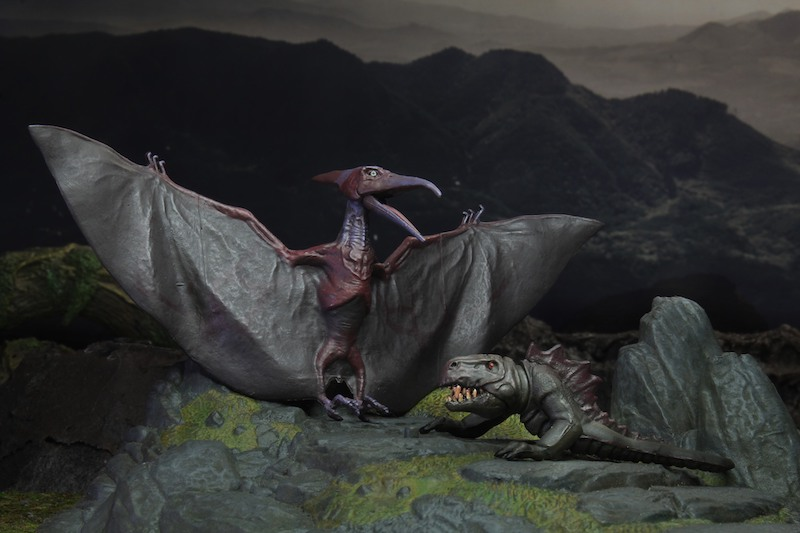 NECA Toys Previews New King Kong Creatures