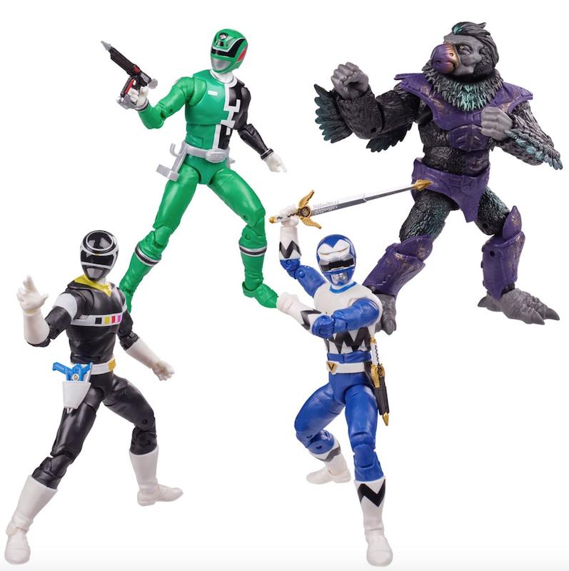 Hasbro Power Rangers Lightning Collection Wave 9 Figures Pre-Orders
