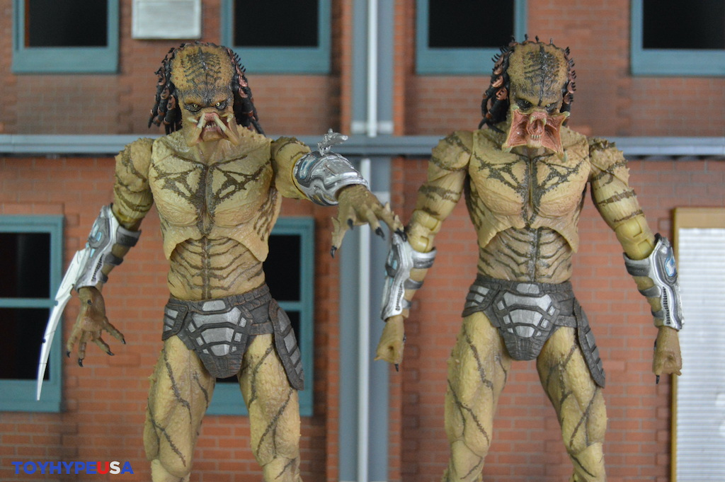 NECA Toys The Predator – Ultimate Unarmored Assassin Predator Figure Review