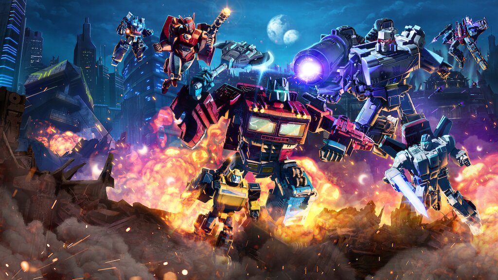 Nickelodeon & Hasbro's eOne Announce New Animated Transformers Series