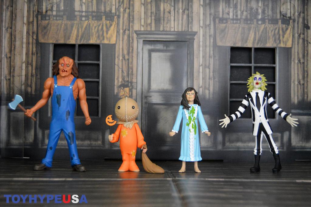 NECA Toys Toony Terrors Series 4 Figures Review