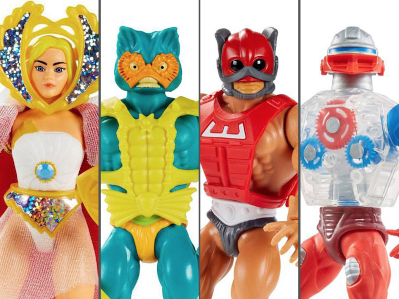 BigBadToyStore – Mattel Masters Of The Universe Origins Wave 3 Figures In Stock