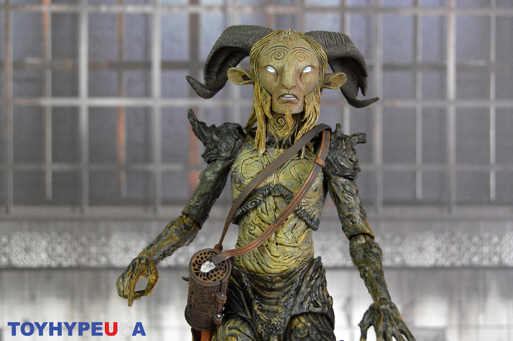 NECA Toys Guillermo del Toro Signature Collection Pan's Labyrinth – Old Faun Figure Review