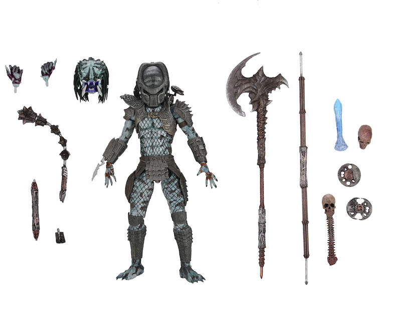 NECA Toys Predator 2 – Warrior Predator 7″ Scale Figure In-Packaging