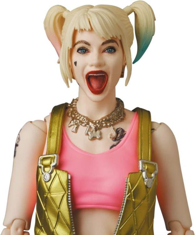Medicom – MAFEX Birds of Prey Harley Quinn (Overalls Ver.) Figure Pre-Orders