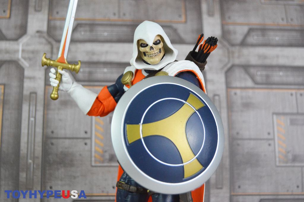 Disney Store Exclusive – Marvel Select Comic-Style Taskmaster Figure Review
