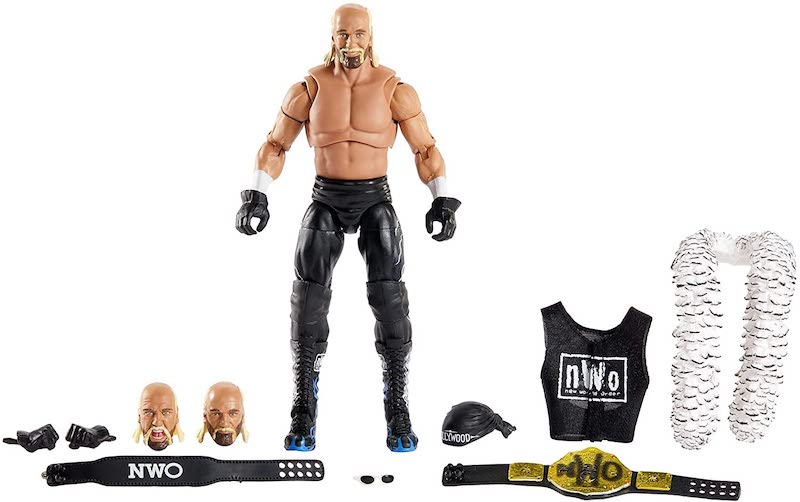 Mattel – WWE Ultimate Edition Hollywood Hulk Hogan & The Fiend Figure Pre-Orders On Amazon