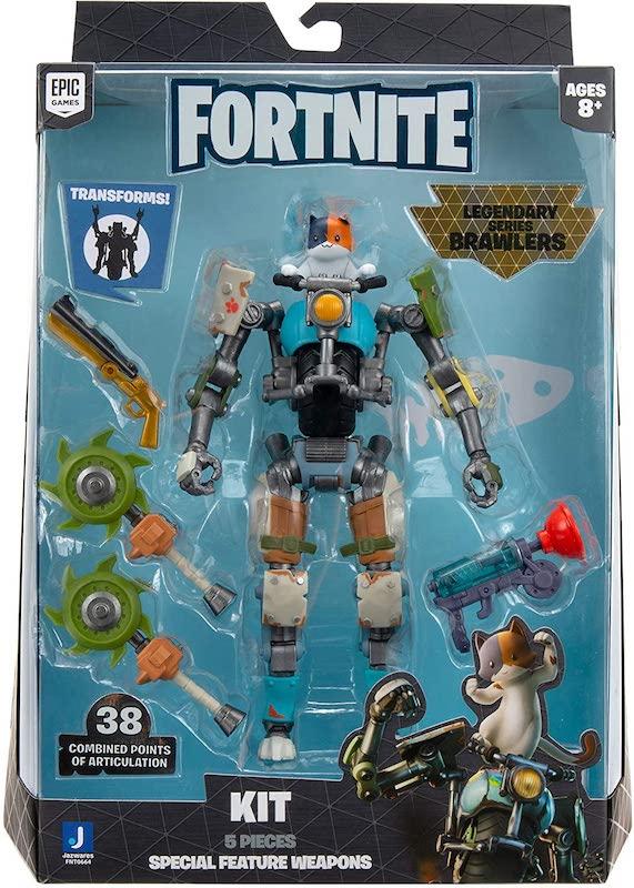 Jazwares – Fortnite Legendary Series 6″ Scale Kit Oversized Figure Pre-Orders At Amazon