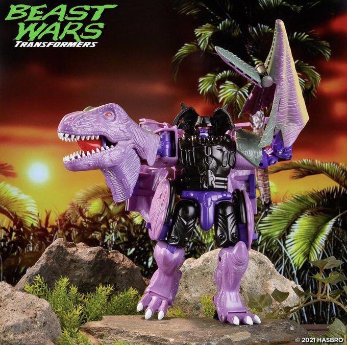 Hasbro Transformers Beast Wars Vintage Inspired Figures